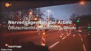 Nervensägen bei der Arbeit - Deutschlands unbeliebteste Berufe (ZDF.reportage)