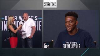 Dana White Announces Contender Series UFC Contract Winners - Week 5 | Season 3