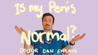 IS MY PENIS NORMAL!? Size, circumcision and normal male anatomy!