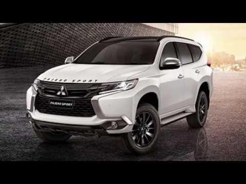 ราคา Mitsubishi Pajero Sport Elite Edition 2018 ใหม่ เคาะที่ 1.45 ล้าน