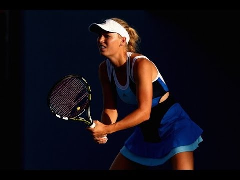 2014 Apia International Sydney Day 2 WTA Highlights