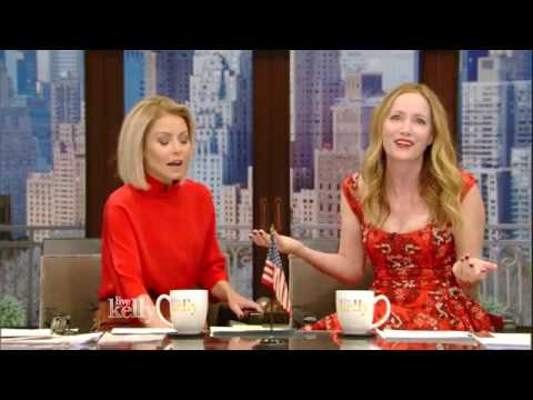 Leslie Mann Wants Judd Apatow to Live Longer... But Not Forever