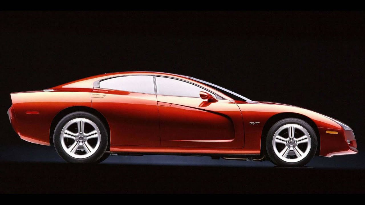 1999 Dodge Charger Rt Concept Vehicle