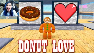 ROBLOX DONUT FACTORY TYCOON PT2 COMPLETED | RADIOJH GAMES