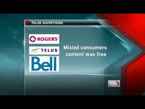 Competition Bureau sues Canada