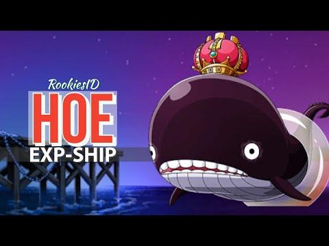 OPTC Ship DB | EXP Farming - HOE