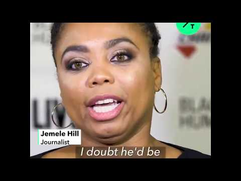 Jemele Hill on Martin Luther King Jr.'s Politics