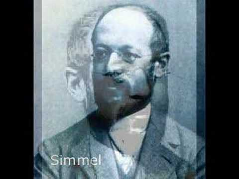 george simmel Simmel's insights about money are as valid today as they were a hundred years ago poggi provides a sort of reader's manual to simmel's work, deepening the reader's understanding of money while at the same time offering a new appreciation of the originality of simmel's social theory.