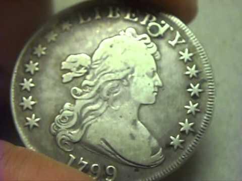 1799 dollar   massive auction coin haul part 3