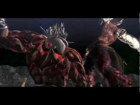 Asura VS Augus - Epic Fight - Asura's Wrath - PS3 - VostFR
