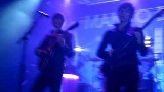 Mando Diao 25 april annexet - The Shining