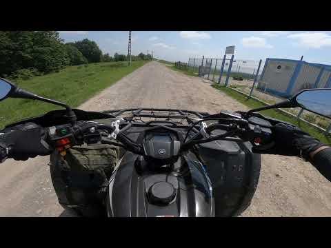 🧨🔥ATV VLOG || ATV TRIP #19 || CF MOTO || 4WD || 🔞 TOP SPEED 🔞🔥