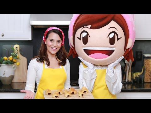 Thumbnail: COOKING MAMA CHOCOLATE CORNETS - NERDY NUMMIES