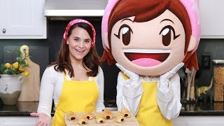 COOKING MAMA CHOCOLATE CORNETS - NERDY NUMMIES Thumbnail
