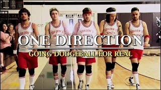 Video GOING DODGEBALL FOR REAL | ONE DIRECTION download MP3, 3GP, MP4, WEBM, AVI, FLV November 2018