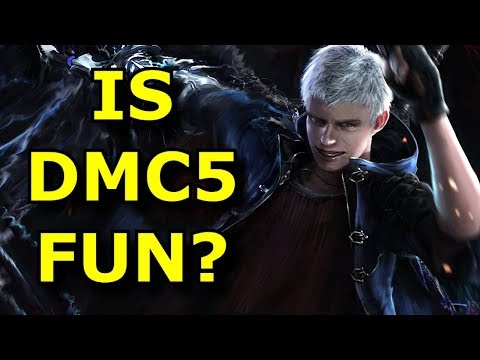 Is Devil May Cry 5 Still FUN? - (Ps4/Xbox One) Demo Review