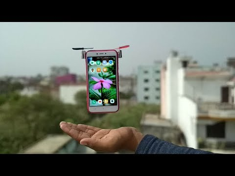 how to amazing make mobile drone