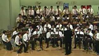 n6.Cent Mille Chansons - 2002年馬良神父指揮衛道中學管樂團音樂會