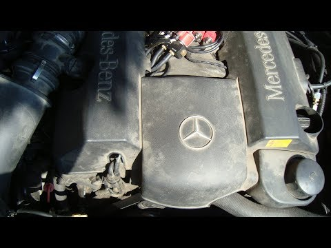 Как снять кардан Пошаговая инструкция Mercedes W210