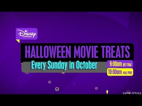 Monstober 2019 Advert On Disney Channel HD Asia - Halloween Movies 2019 ( ENG )