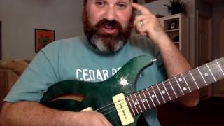 Phish: How To Solo Over Theme From the Bottom (Guitar Lesson) Part#1