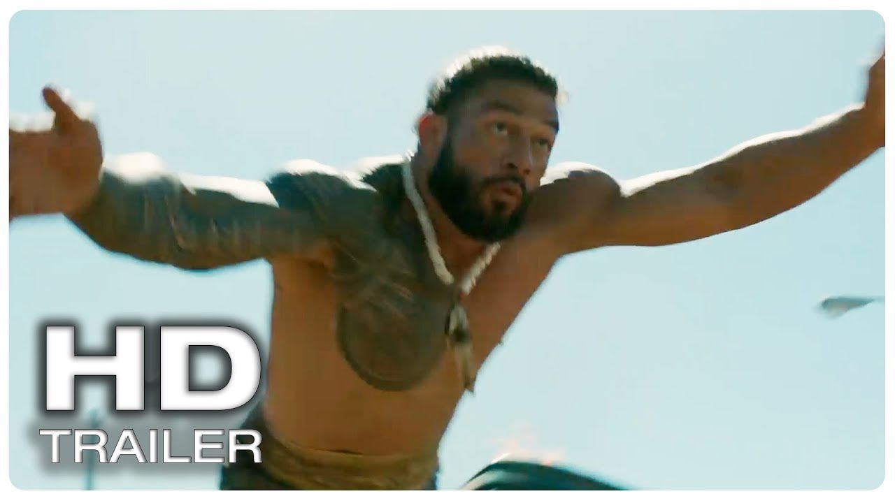 FAST AND FURIOUS 9 Roman Reigns Trailer (NEW 2019) Dwayne Johnson Action Movie HD