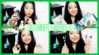 DECEMBER FAVORITES ♡ Sleek, Arthur Christmas, The Pointless Book & More! Thumbnail