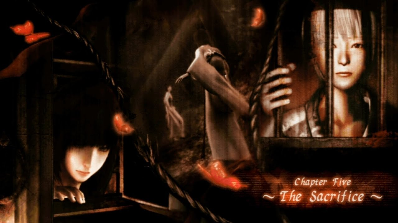 Fatal Frame 2: Wii Edition. 5 ~ The Sacrifice ~ Quality Walkthrough ...