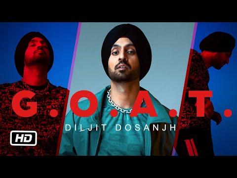 Diljit Dosanjh - G.O.A.T.  Intro