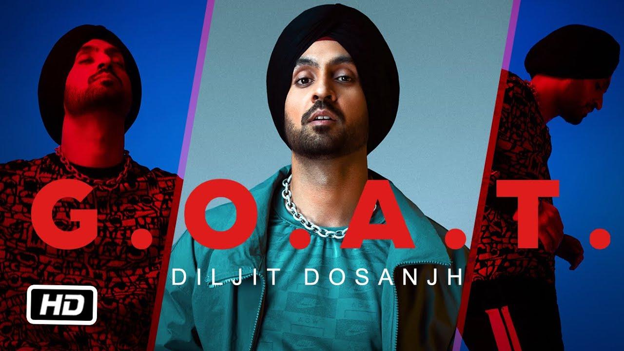 Download Diljit Dosanjh - G.O.A.T.  Intro