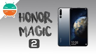 HONOR MAGIC 2 asfalta Mi MIX 3: quanta INNOVAZIONE!