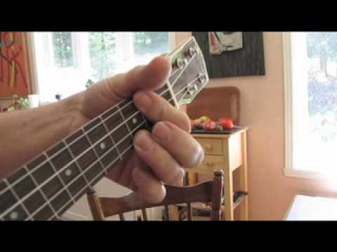 On A Bicycle Built For Two Ukulele Chords Youtube