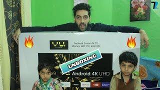Vu 4K UHD Android Smart TV - Worth It?