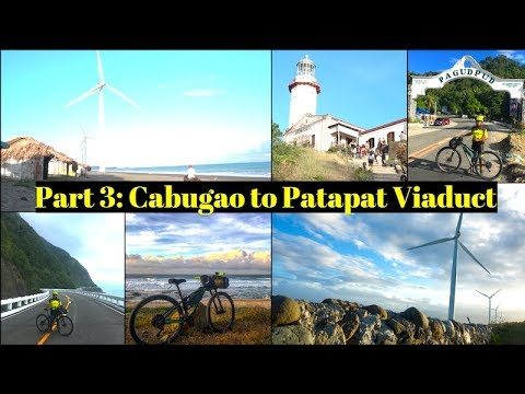 Manila to Pagudpud (Part 3 - Cabugao to Patapat Viaduct)