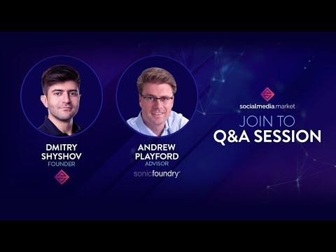 Q&A with founder, Dmitry Shyshov and our advisor, Andrew Playford
