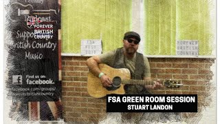 Stuart Landon FSA Green Room Session
