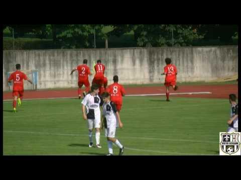 Virtus Bergamo 1909-Olginatese 2-1, Ottavi di finale d'andata Finali Nazionali