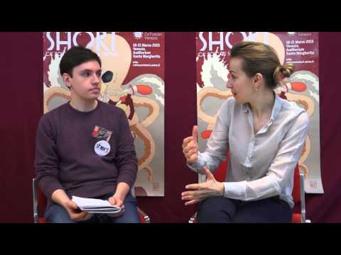 Intervista a Anamaria Marinca