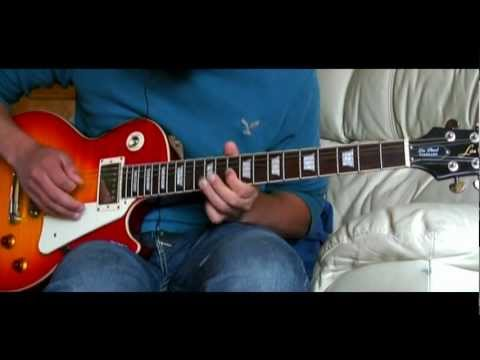 Thin Lizzy - Downtown Sundown (Solo)