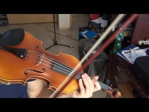 Douten (Heaven Shaking Event) - Naruto Shippuden - Violin Cover