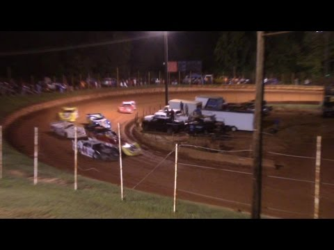 Winder Barrow Speedway Limited Late Models Feature Race 9/19/15
