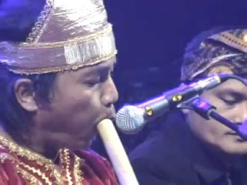 Saluang ISI Padangpanjang di Tong Tong Festival Den Haag