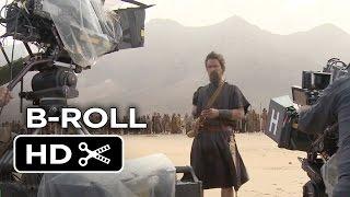 Exodus: Gods and Kings B-ROLL 1 - Christian Bale Movie HD