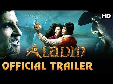 Aladin | Official Trailer | Riteish Deshmukh, Jacqueline Fernandez \u0026 Amitabh Bachchan