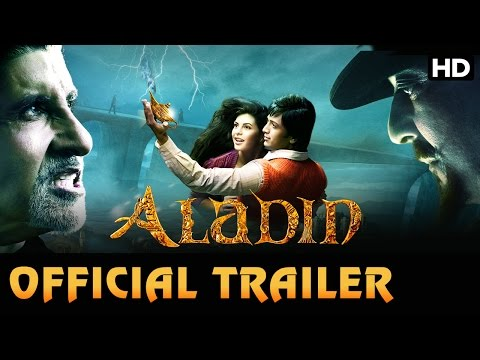 Random Movie Pick - Aladin | Official Trailer | Riteish Deshmukh, Jacqueline Fernandez & Amitabh Bachchan YouTube Trailer