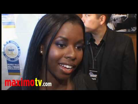 Camille Winbush Interview at The 20th Annual NAACP Theatre Awards
