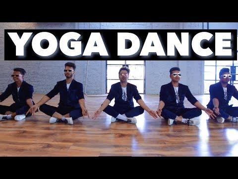 Ramdev Baba dance Tribute | Shraey Khanna | YOGA se HOGA l Yoga Dance