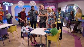 K.C. Undercover | Pentatonix Perform 'Problem' Song  | Disney Channel UK