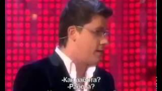 Гарик Бульдог Харламов и Тимур Каштан Батруддинов! Как портят Русский язык американизмами!