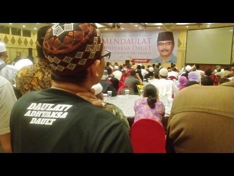 Berita 20 September 2015 VIDEO Mantan Menpora Adhyaksa Dault Didaulat Jadi `Lawan` Ahok
